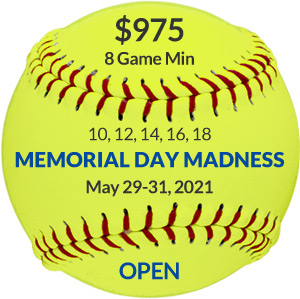 Memorial Day Madness - Open Class